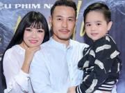 Phương Thanh tình cảm bên chồng và con trai trên phim khiến fan bất ngờ
