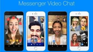 Facebook cập nhật thêm hiệu ứng chat video trong Messenger