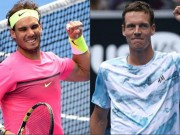Thể thao - Nadal thua thảm trước Wimbledon: Đấu sao lại Federer?