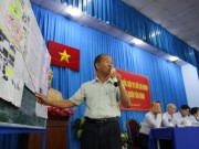 Tin tức trong ngày - Cử tri nhập vai xe ôm vào sân golf Tân Sơn Nhất tìm chứng cứ