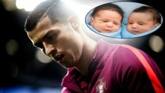 Ronaldo sớm rời Confed Cup, xác nhận có cặp song sinh