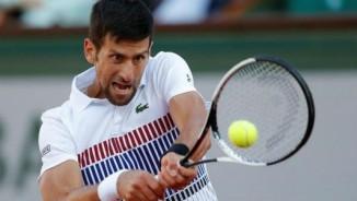 Djokovic - Young: Trả giá đắt vì chủ quan (TK Aegon)