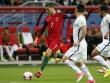 Ronaldo vô duyên, bất lực không cứu được Bồ Đào Nha