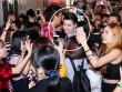Choáng với cảnh hàng trăm fan chen lấn, xô đẩy vì Noo Phước Thịnh