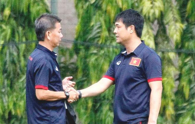 """HLV Hoàng Anh Tuấn không dự SEA Games: """"Hai hổ không chung rừng""""? - 1"""