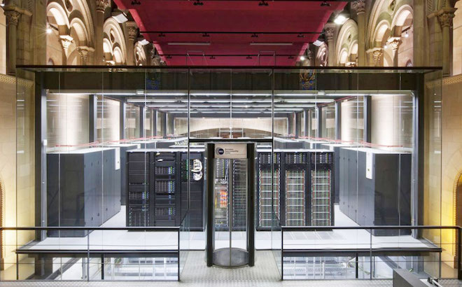 Lenovo triển khai thành công siêu máy tính thế hệ mới lớn nhất thế giới - 1