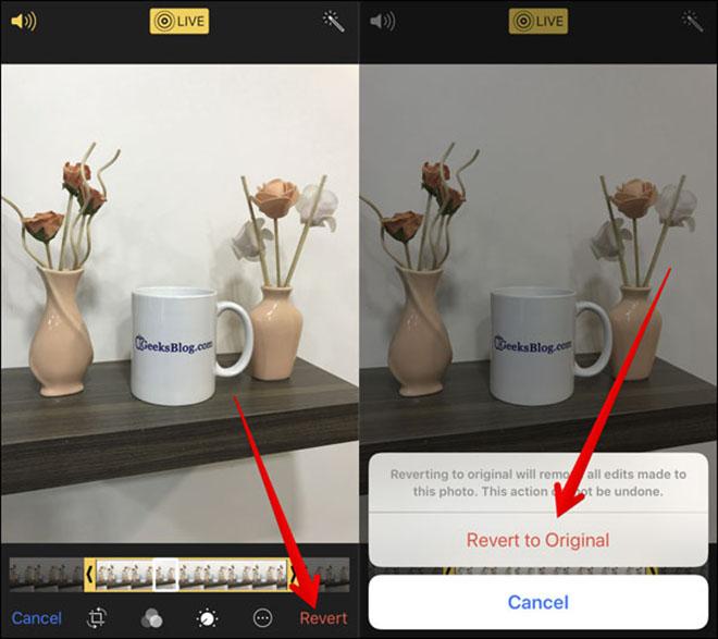 """Thủ thuật iOS 11: Tuyệt chiêu """"chế biến"""" ảnh Live Photo trên iPhone - 4"""