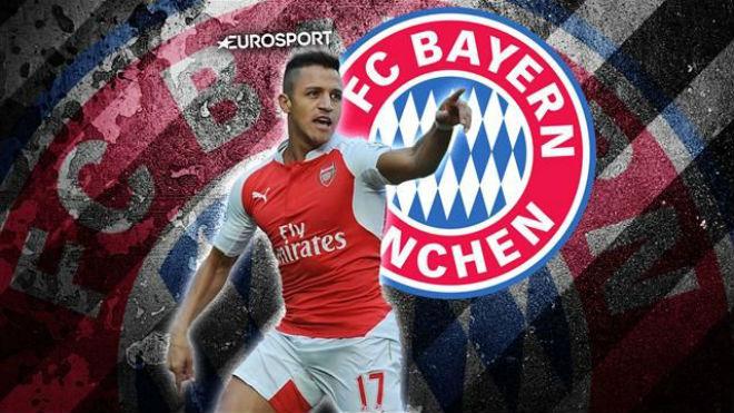 Tin HOT bóng đá sáng 30/6: Bayern bị chê nghèo, khó mua Sanchez - 1