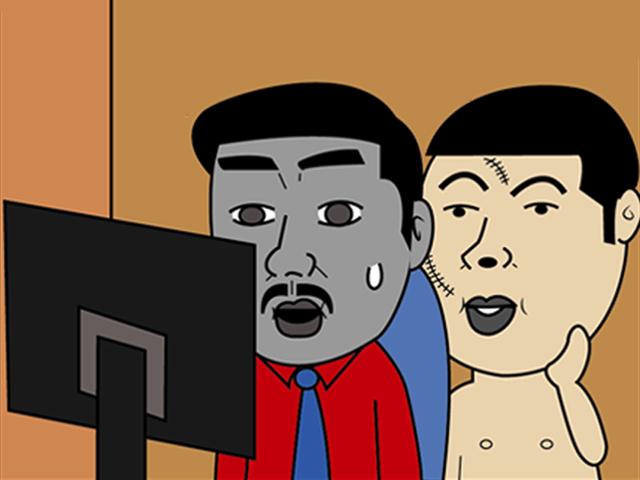 Truyện tranh: Chí Phèo thời hiện đại
