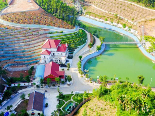 Yêu cầu GĐ Sở TN-MT Yên Bái giải trình khoản vay 20 tỉ xây biệt thự