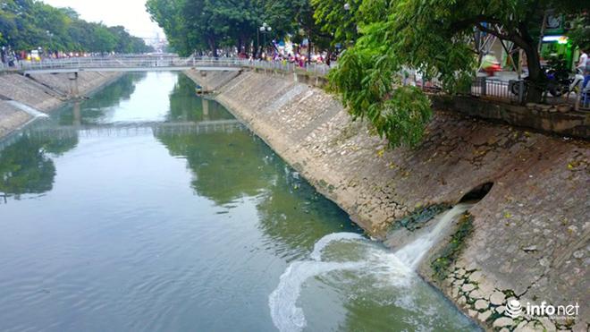 """Cận cảnh những dòng sông """"chết"""" ở Hà Nội sắp được hồi sinh - 14"""