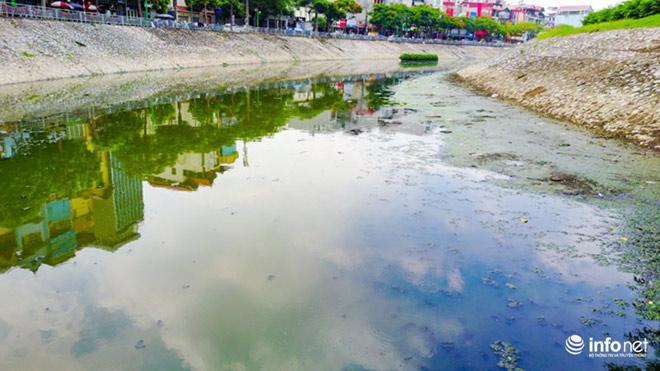 """Cận cảnh những dòng sông """"chết"""" ở Hà Nội sắp được hồi sinh - 2"""
