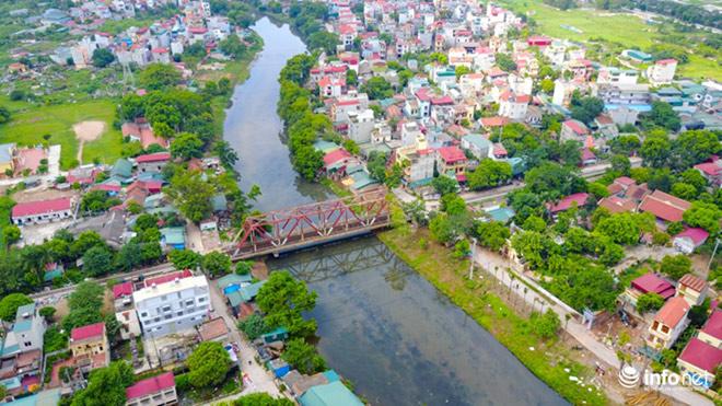 """Cận cảnh những dòng sông """"chết"""" ở Hà Nội sắp được hồi sinh - 9"""