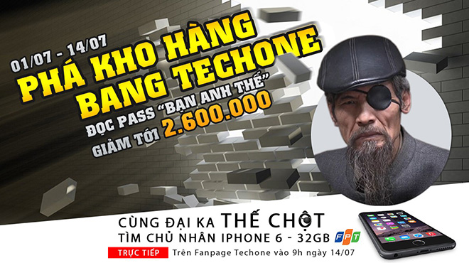 Smartphone sale sập sàn- Phá kho hàng TechOne - 1