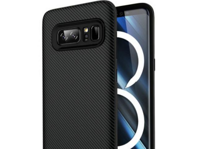 Lộ Galaxy Note 8 có camera sau kép, cảm biến vân tay cạnh camera