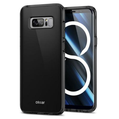 Lộ Galaxy Note 8 có camera sau kép, cảm biến vân tay cạnh camera - 3
