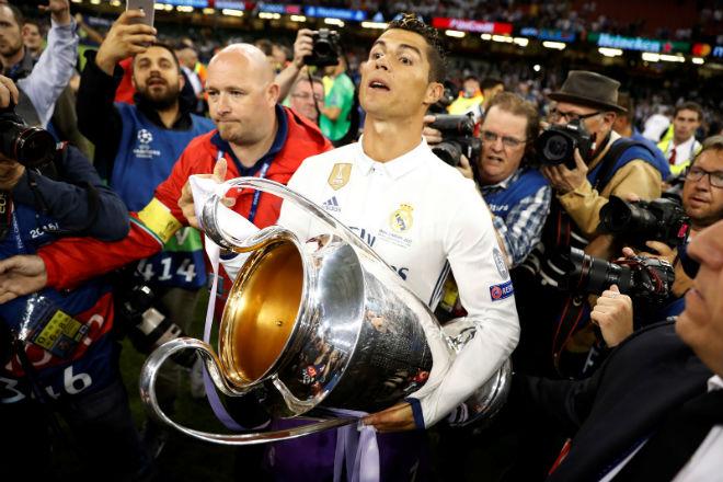 Real: Zidane quan trọng nhất, Ronaldo có hay không, không quan trọng - 1