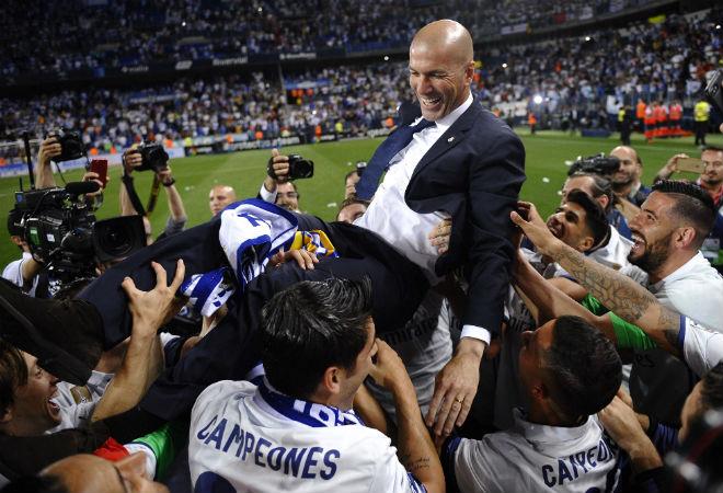 Real: Zidane quan trọng nhất, Ronaldo có hay không, không quan trọng - 2