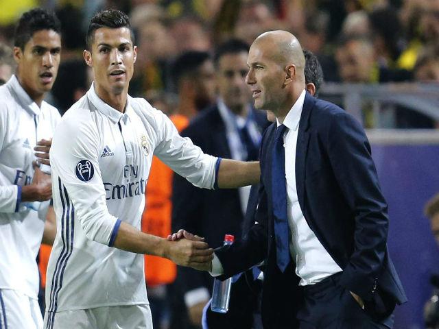 Real: Zidane quan trọng nhất, Ronaldo có hay không, không quan trọng