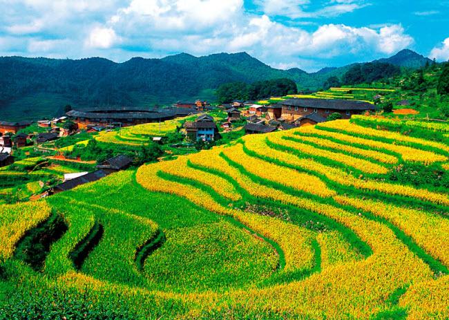 Ngôi làng nổi danh thế giới nhờ công trình kiến trúc có một không hai - 3