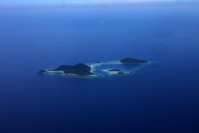 """Đến ngay hòn đảo đẹp """"hiếm có khó tìm"""" này trước khi nó nổi tiếng - 1"""