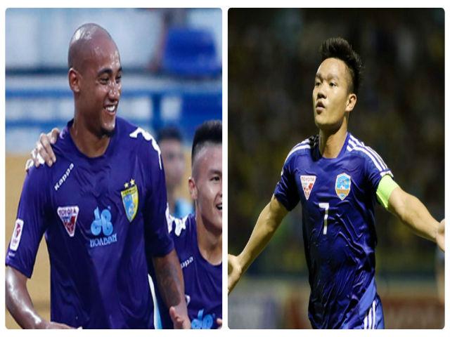 Siêu phẩm đẹp nhất V15 V-League: Thanh Trung đọ tài cựu sao PSG