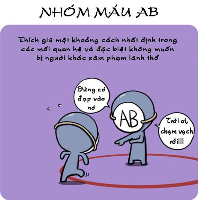 Nhóm máu tiết lộ bí mật gì về bạn? (P2) - 11