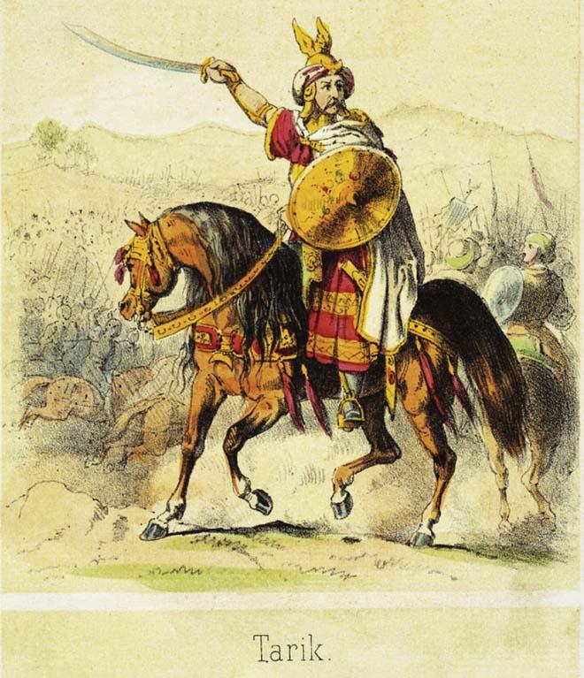 Cuộc đánh chiếm thần tốc của quân Hồi giáo khiến châu Âu run sợ - 1