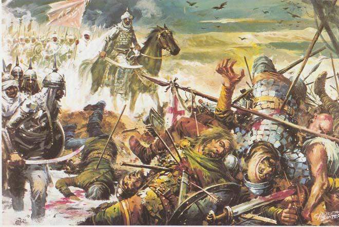 Cuộc đánh chiếm thần tốc của quân Hồi giáo khiến châu Âu run sợ - 4