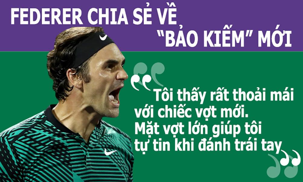 """Federer 2 lần """"thay kiếm"""": Công phá Rogers Cup, chinh phục US Open - 9"""