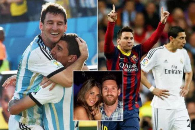 Messi ngượng ngùng hôn bạn gái, thuê 300 vệ sĩ cho đám cưới - 13