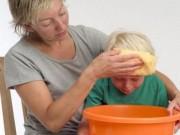 Sức khỏe đời sống - Dấu hiệu và cách xử lý khi trẻ bị ngộ độc