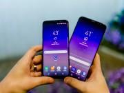 """Thời trang Hi-tech - Samsung Galaxy S8 và S8+ giật giải """"Smartphone xuất sắc nhất"""""""