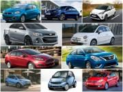 Tin tức ô tô - 10 mẫu xe rẻ đáng mua nhất hiện nay ở Mỹ