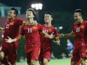 Lịch thi đấu bóng đá - Lịch thi đấu bóng đá U23 Việt Nam - vòng loại U23 châu Á 2018