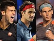 """Thể thao - Bốc thăm Wimbledon: Federer """"vượt ải"""" Djokovic, hẹn Nadal chung kết"""