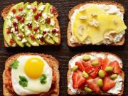 Ẩm thực - 21 công thức bánh kẹp cho bữa sáng luôn phong phú