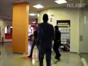 Video Clip Cười - Clip hài: Nghịch dai, nghịch dại trong siêu thị