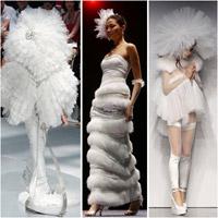 20 chiếc váy cưới độc và lạ nhất thế giới