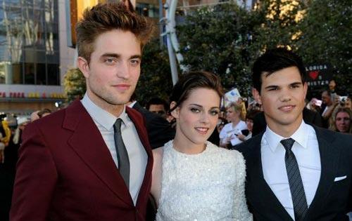 Sự thật cuộc tình Kristen Stewart và Robert Pattinson - 4