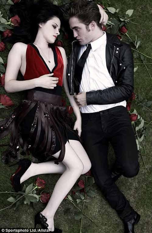 Sự thật cuộc tình Kristen Stewart và Robert Pattinson - 1