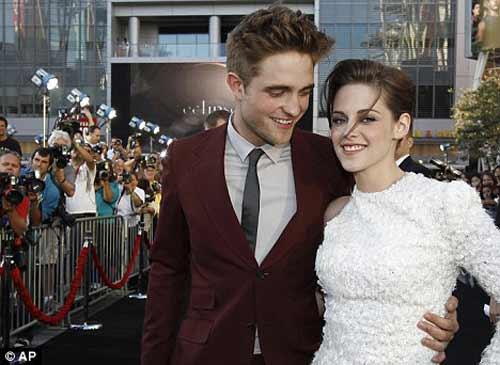 Sự thật cuộc tình Kristen Stewart và Robert Pattinson - 3