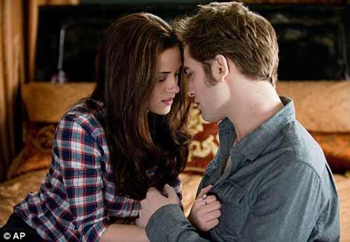Sự thật cuộc tình Kristen Stewart và Robert Pattinson - 2