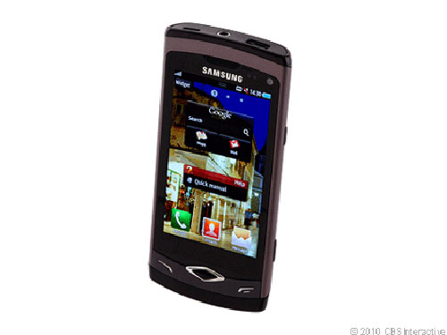 Đánh giá Samsung GT-S8500 - 1