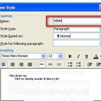 Cách tạo mục lục hình và mục lục bảng trong Word