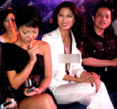Sao Việt mặc 'sexy' không kém cạnh sao Tây - 9