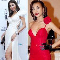 Sao Việt mặc 'sexy' không kém cạnh sao Tây
