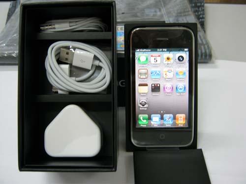 iPhone 3Gs 8GB đã xuất hiện trên thị trường, Thời trang Hi-tech,