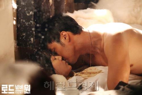 Thiếu cảnh nóng, phim Hàn khó trụ? - 9