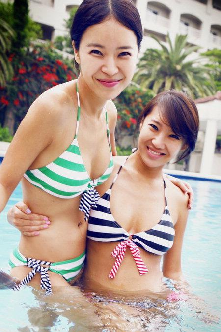 9 'kỳ quan' bikini sexy nhất xứ Hàn - 2